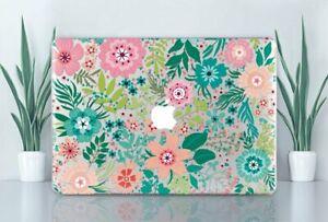 Flowers Macbook Case Macbook Pro 16 Case Laptop Pro 15 2019 Case MacBook Air 13