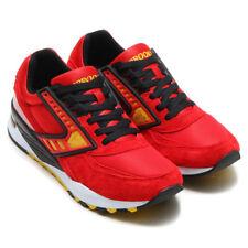 Brooks Regent Mens Running Shoes 110205-611 High Risk Red, Vibrant Yellow, Black