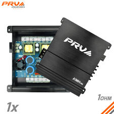 PRV Audio A1MH PRO 1 Ohm 4100W RMS Digital Full Range Compact Amplifier 3k