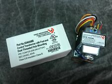 Veris X040Amb Control/Transformer w/ Foot&Dual Threaded Hub Mounting 24Vac 40Va