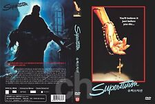 SUPERSTITION (1982) - James W. Roberson, James Houghton, Albert Salmi   DVD NEW