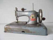 Diana German Toy Child's sewing machine metal