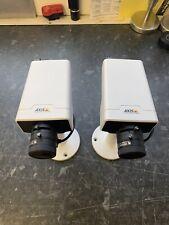 Cámara de seguridad Axis M1124 IP de red PoE Día/noche 720p HD