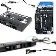 DURAGADGET Cassette to Audio Jack In-Car Converter for Lumigon T2 HD Smartphone