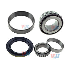 Front Wheel Bearing and Race Set & Seal Kit Assembly Fit Nissan Xterra Frontier