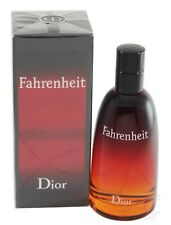 Fahrenheit 3.4oz Edt Spray For Men By Christian Dior New In Box