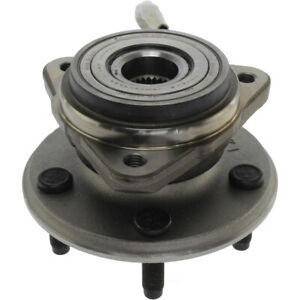 Wheel Bearing and Hub Assembly-Premium Hubs Front Centric 402.65010