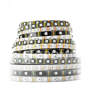 WS2812B 30/60/144led/m Ws2811 WS2813 WS2815 Smart RGB Led Light Strip DC5V DC12V