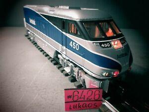 MTH Railking Amtrak F59PH TWO-MOTOR DIESEL LOCOMOTIVE   W/ FULL DIGITAL SOUNDC-8