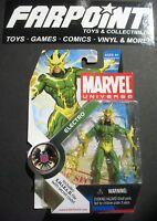 "NEW SEALED MOC Marvel Universe ELECTRO 025 3 3/4"" Series 1 Action Figure"