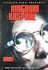 NEW Kingdom Hospital (DVD)