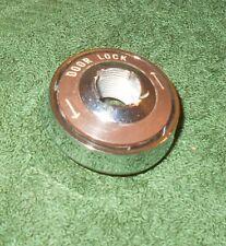 1961 1962 1963 Lincoln Continental Sdn Convert ORIG DASH DOOR LOCK SWITCH BEZELS