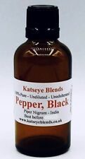 Black Pepper Essential Oil x 50ml Therapeutic Grade 100% Pure