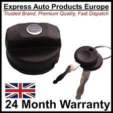 Locking Petrol Diesel Fuel Filler Cap & Keys VW Golf MK4 MK3 MK2