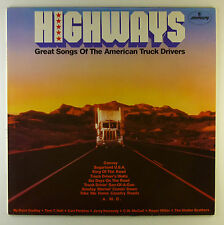 "12"" LP - Highways - Great Songs of the American Truck Drivers - A2793"