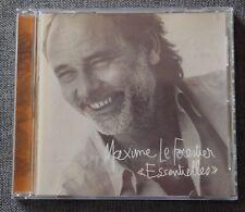 Maxime Le Forestier, essentielles - best of, CD