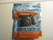 Due North All Purpose Traction Aid for Snow and Ice Large Men 10.5-13 women 11.5