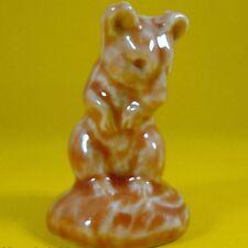 1976//77 Tom Smith Set #2 Safari Park Series Wade Whimsies Beige Polar Bear