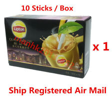 Lipton Quality Mellow Milk Tea Instant Hong Kong Cafe Style 10 Packs x 1 Box