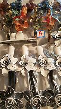 Joblot 24pcs Flower Design  hairclips hairgrips NEW wholesale lot A