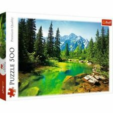 Trefl Tatra Mountains 500pc Puzzle Tre37117