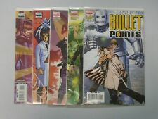 Bullet Points (Marvel) Set:#1-5, 8.0/Vf (2006)