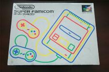 Nintendo Super Famicom console boxed good condition Japan SFC system US seller