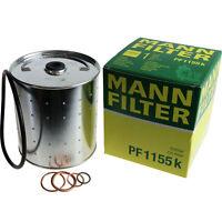 Original MANN-FILTER Ölfilter Oelfilter PF 1155 k Oil Filter