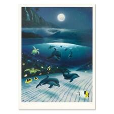 """Wyland, """"Mystical Waters"""" Limited Edition Lithograph, Numbered and Hand Signed"""