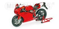 1:12 Minichamps Ducati 999R Red 122120500 RARE NEW