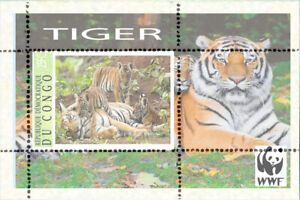 TIGER    - 8 SHEETS private issue LIMITED EDITION!!!