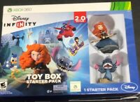 Disney Infinity Toy Box Starter Pack (2.0 Edition) - Xbox 360 - Stitch & Merida
