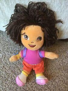 Dora The Exporer TY Plush Beanie Buddies VGC