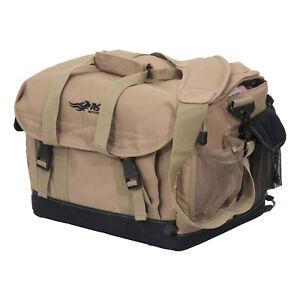 Avery PRO Trainer's Bag-Field Khaki-Marsh Brown Transporttasche Schultertasche