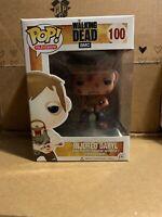 Funko Pop The Walking Dead Injured #100 Daryl Dixon