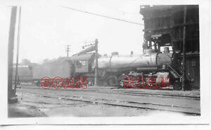 1C002 RP 1940s BALTIMORE & OHIO RAILROAD 2-8-2 LOCO #4058