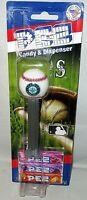 MLB Pez Dispenser SEATTLE MARINERS BASEBALL [Carded]