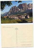 16495 - Dolomiti - Cortina verso il Pomagagnon - alte Ansichtskarte
