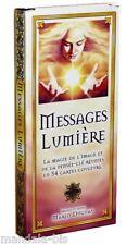 MESSAGE LUMIERE - 54 cartes de méditation (Divination)