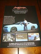 2009 DODGE CHALLENGER RICHARD PETTY EDITION  ***ORIGINAL AD***