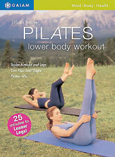 Pilates Lower Body Workout (DVD, 2004)250