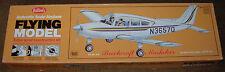 "Guillow's Beechcraft Musketeer Balsa Model Construction Kit 20"" wing span"