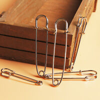 Metal Kilt Pin Large Safety Brooch Pins Fastening jewelry Sewing Clothe DIY Home