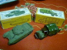 Lotto Airfix Centurion Tank e 6x6 Truck in box WW2 HO OO Scale