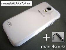 Funda Carcasa dura para Samsung Galaxy S4 mini (i9195) Transparente