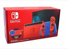 Nintendo Switsh Red Blue * NEU * Lieferung mit DHL *