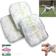 Vet'S Best Comfort Fit Disposable Female Diapers 12 Count Large X Large For Dog