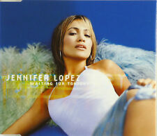 Maxi CD-Jennifer Lopez-waiting for cette nuit - #a2151