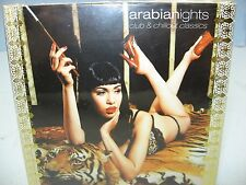 ARABIANIGHTS Vol 1, Club & Chillout Classics, 2 CDs, Emi Music Arabia, NEW