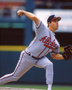 1996 Atlanta Braves GREG MADDUX 8x10 Photo Baseball Print Glossy Poster HOF 2014